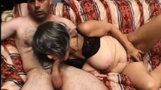 Dirty Old Whore Loves It Really Nasty