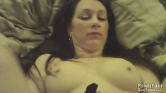 Busty Kitten has her boyfriend Tegan eating out and fucking her pussy