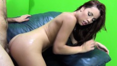 Shana Lane gives the winner of the wheel one hell of a ride and makes his day