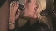 Mature Blonde Gets 2 Bbc- Watch Part 2 At Wildfuckcam Dotcom