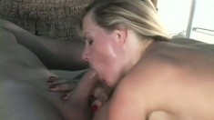 Olivia is such a sex junkie that one cock is no longer enough for her