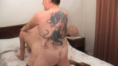 Fat old couple get their freak on for a chance at porn stardom