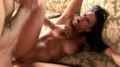 Kendra Secrets makes no secret of how much she likes dick and cum