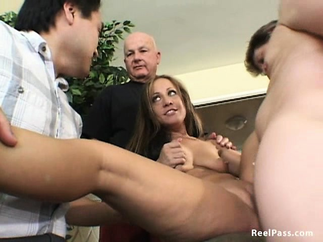 Cheating Wife Gangbang Bbc