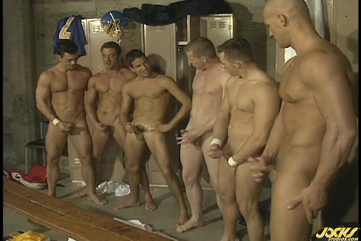Gay locker room sex videos