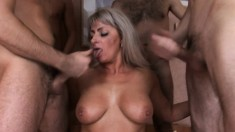 Mature Fucked In Every Hole