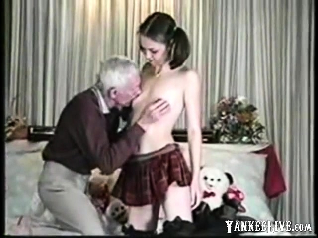 Grandpa granddaughter sex movie