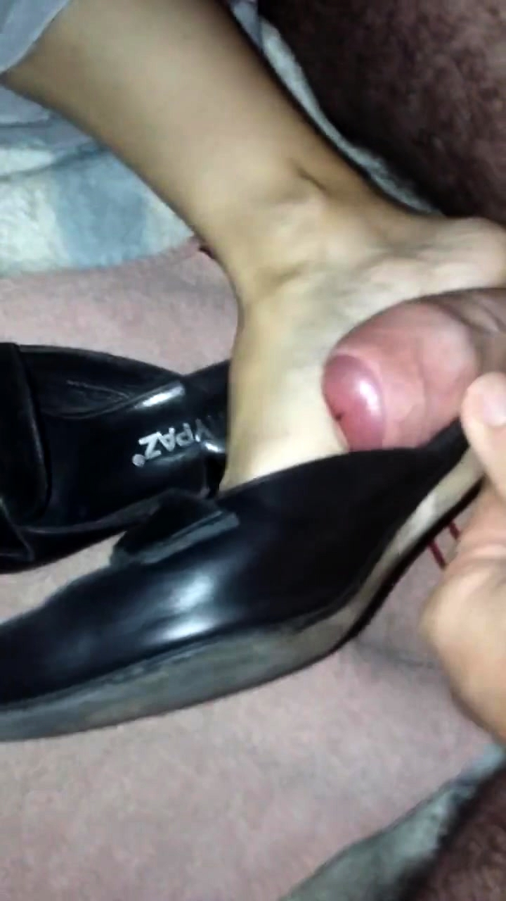 Pity, that foot job cumshot compilation pity