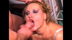 Milf Who Adores European Blowjob Begs For Anal Humping