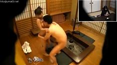 Shy Japanese amateur teen pussy pleasured