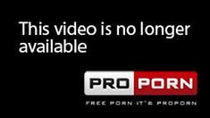 Blonde milf gives blowjob