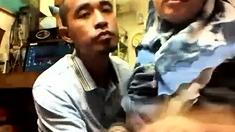 Malay- Awek Tudung Dan Pakwe Buat Video