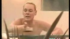 Brigitte Nielsen Nue Dans Big Brother