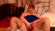 Thick Granny Ass Delicious