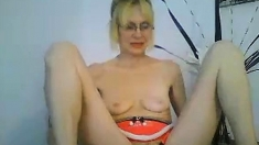 Skinny Mature Webcam Cut