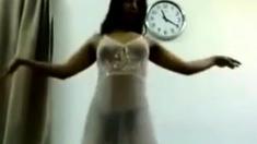 Sexy Arab Dancing Girl