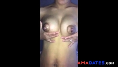 Pregnant Amateur Riding And Dripping