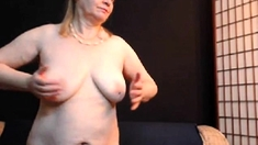 Margarita Elenora SquirtLady Granny show Ass